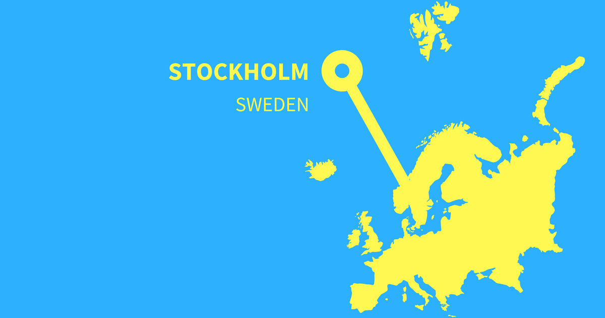 Must visit and important Instagram hashtags for Stockholm in Sweden