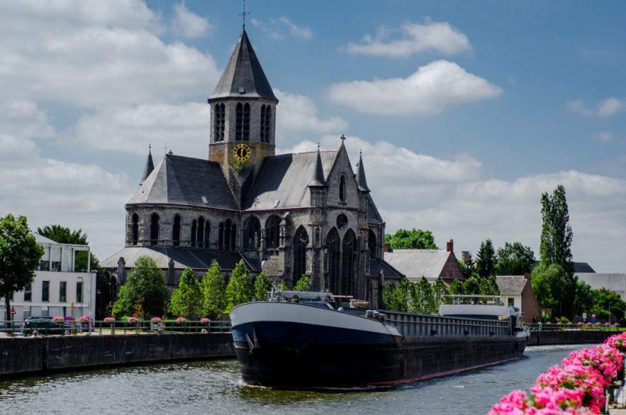 Oudenaarde - Schelde, Vlaamse Ardennen