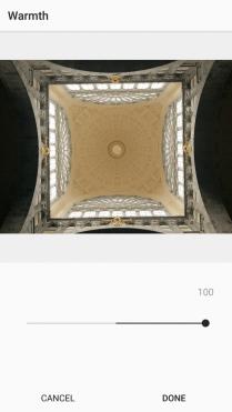 11. Warmth on Instagram +100