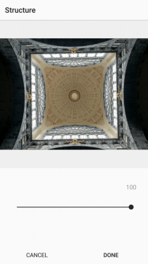 9. Structure on Instagram +100