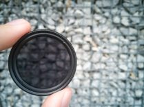 ND-filter for smartphone