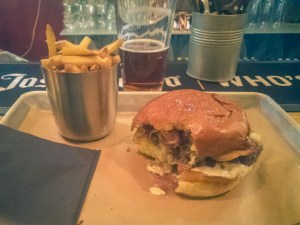 Eat a burger and enjoy the best beer collection at 2112