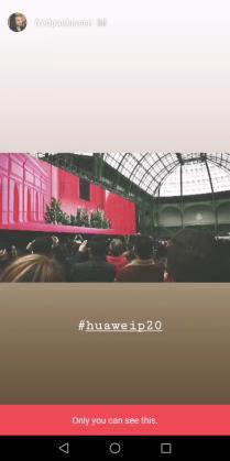 Instagram stories update horizontal full videos