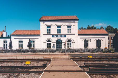 Stoomtrein museum - Maldegem -2