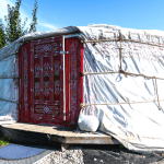 Sleep in a Yurt, a unique accommodation – Travel Inspiration