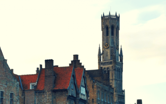 The best Instagram hashtags for your visit to Bruges