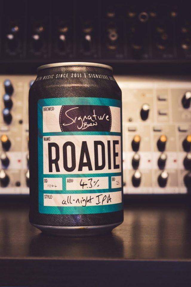 Signature Brew roadie IPA