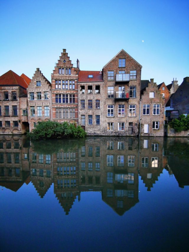 Ghent by a smartphone photographer