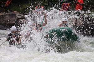 White water rafting Julie Thornton via Unsplash