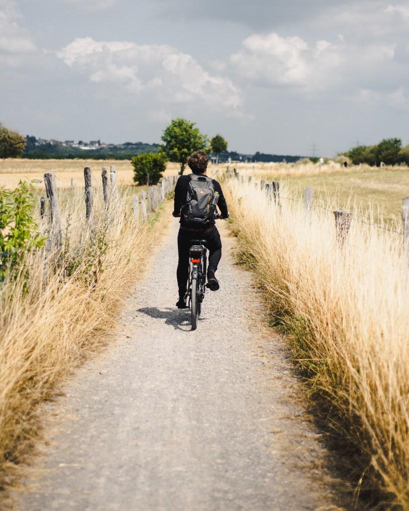 cycling in Die Bergischen Drei