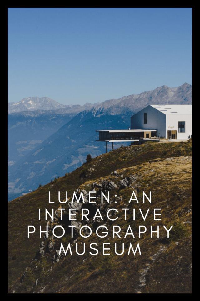 Lumen photography museum