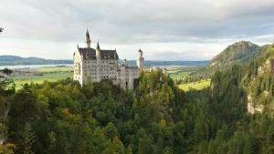 Iva says on visiting Neuschwanstein Castle