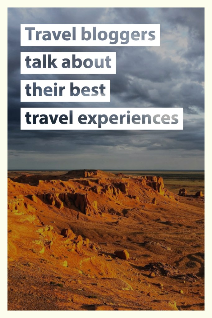 Travel bloggers talk about their best travel experiences travel with sunsceen