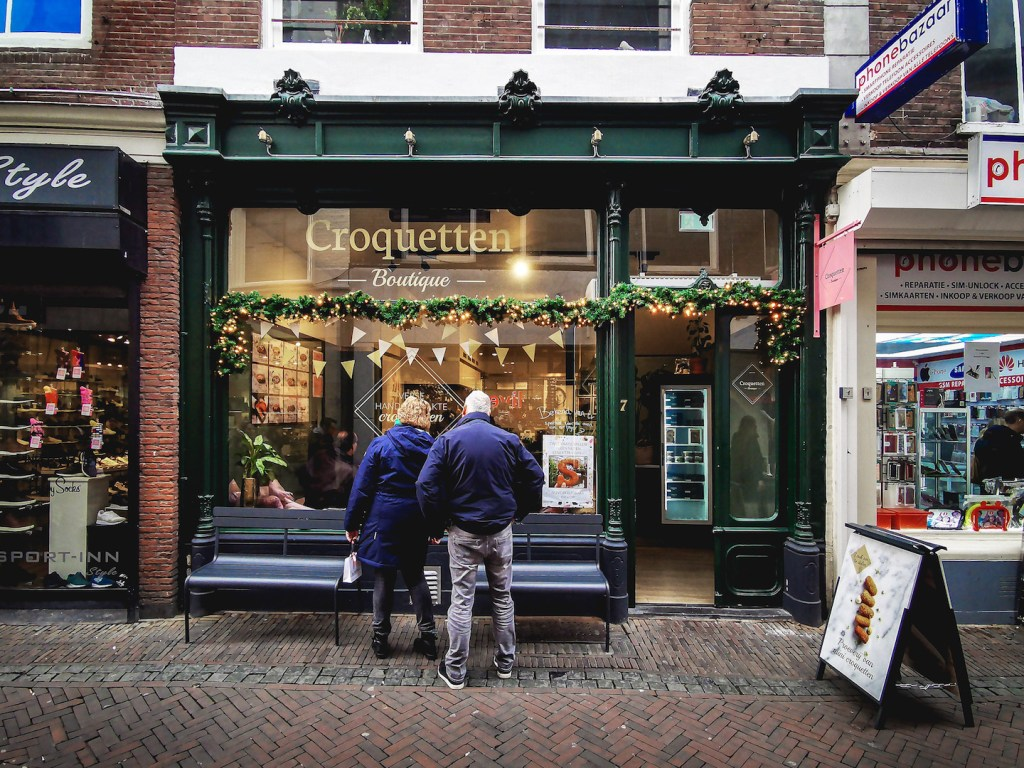 Croquetten Boutique in Utrecht