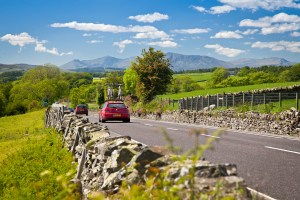 The Cambrian Way road trip