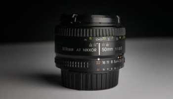 50mm lens for event photography
