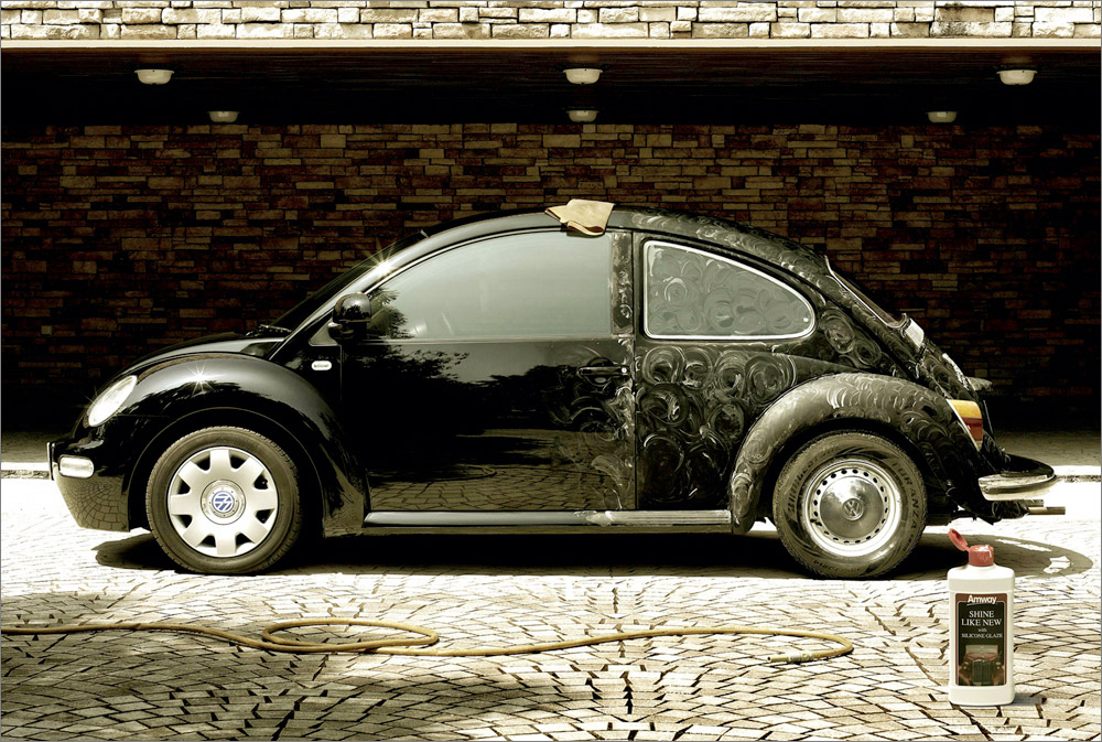 Young & Rubicam (Tailandia) - Amway Beetle