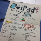 iPad Rollout Sketchnote