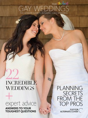 Gay Weddings from The Knot
