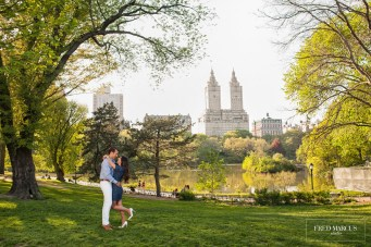 Fred Marcus Studio, Brian Marcus, Central Park, New York City
