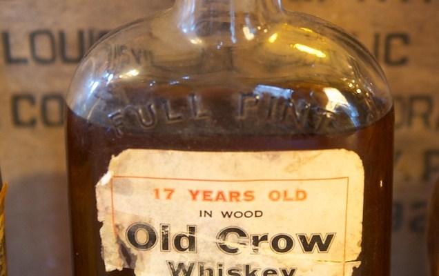 Kentucky Legislature Considers Vintage Spirits Law