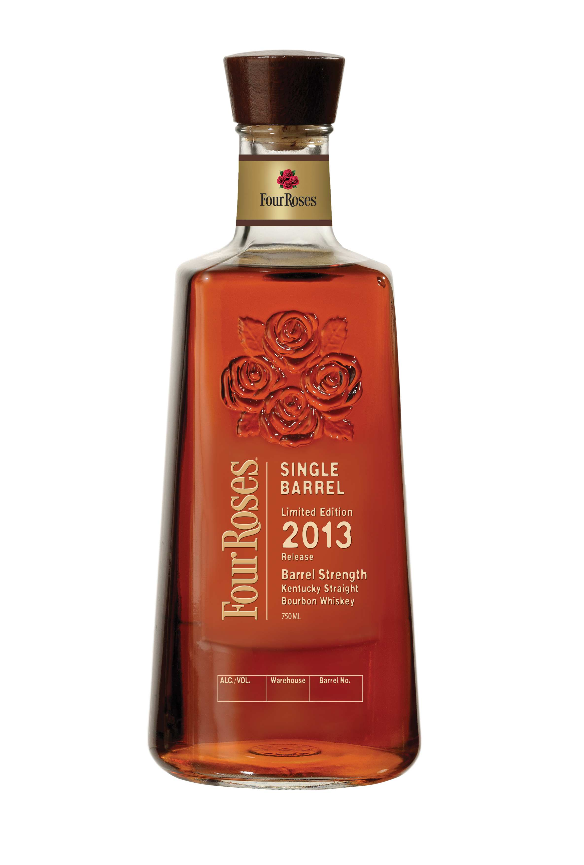 Bourbon Review: Four Roses Limited Edition Single Barrel 2013