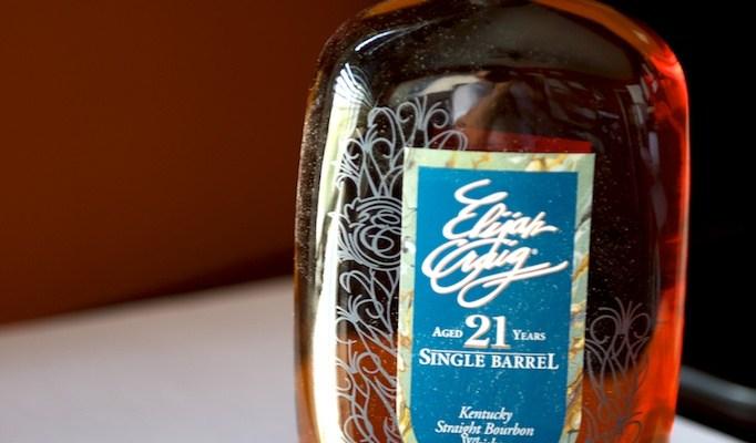 Elijah Craig 21-year-old Single Barrel Bourbon: A Complex Ride