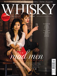 Whisky Mag Cover