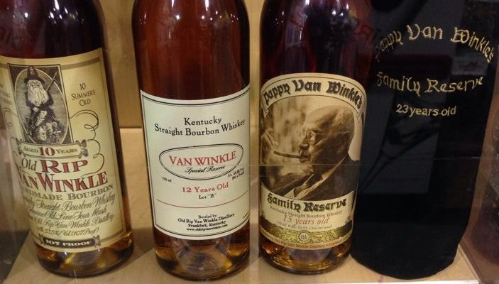 Who's to Blame for $6,000 Pappy Van Winkle?