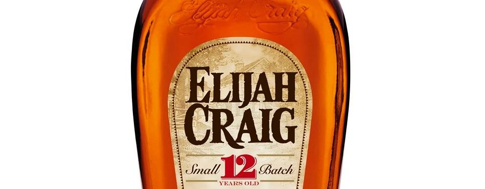 Elijah Craig Small Batch Drops 12-yr Age Statement