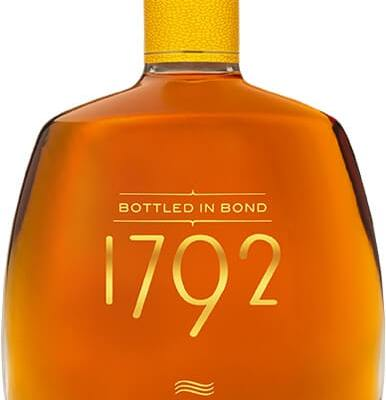 Bottled in Bond 1792 in Time for Holidays