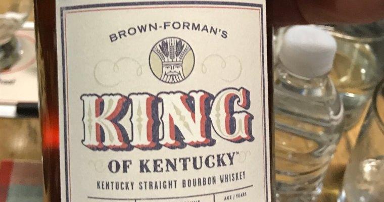The King Returns to Bourbon