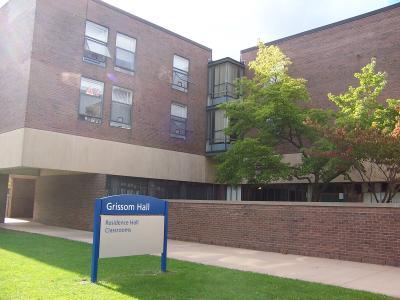 SUNY fredonia grissom hall address