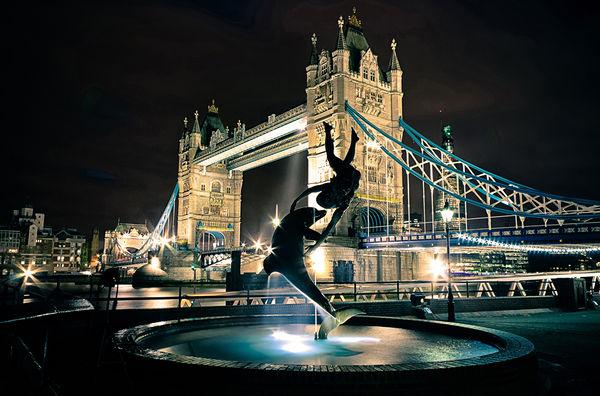 Visit London Fred's Corner