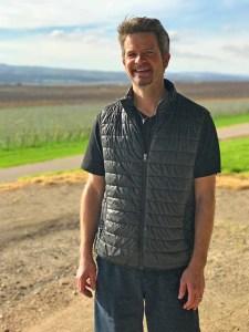 winemaker Jonathan Nagy