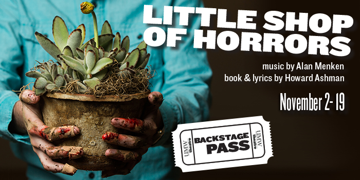 Little Shop of Horrors at UMW Theatre