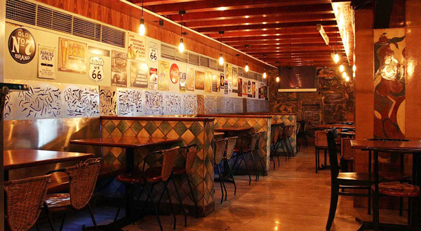 Leopold Cafe & Bar, Colaba, Mumbai