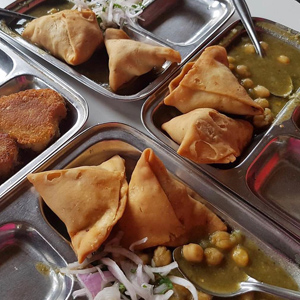 Samosa at Gurukripa