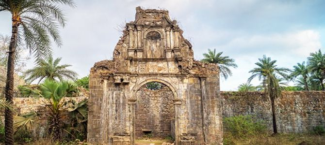 Vasai Fort – A Bygone Legend