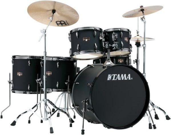 Tama 6pcs silverstar drum (IP62NBCBOB)