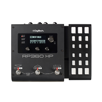Digitech Guitar effect RP360