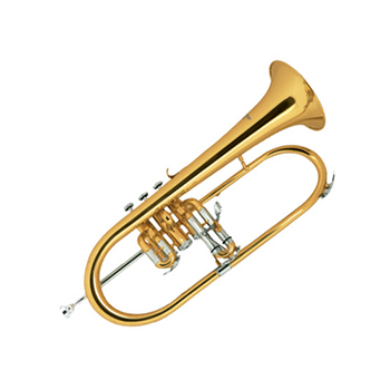 Mes Flugel Horn (Gold) JBFH – 1150L