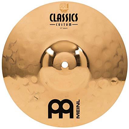 Meinl 10 Splash Cymbal – Classics Custom
