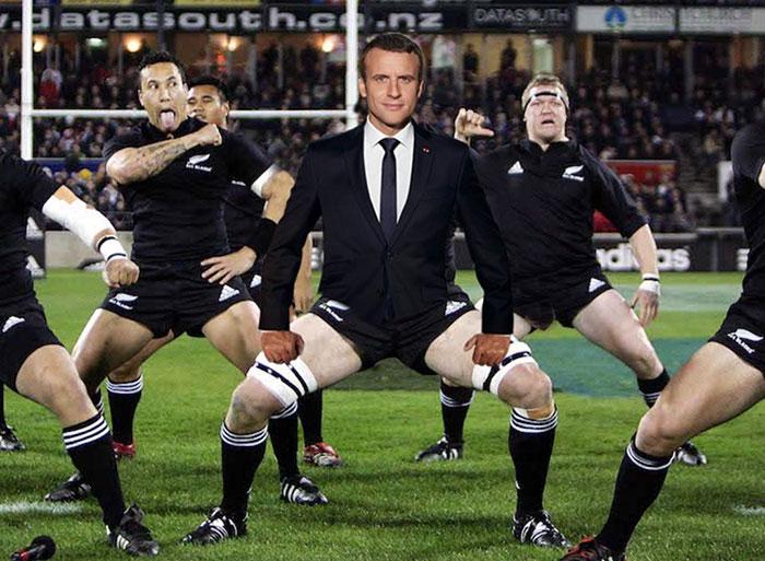 Macron Meme