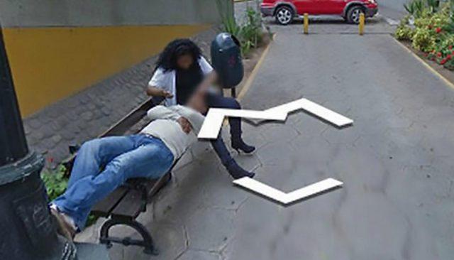 Google Maps Divorce