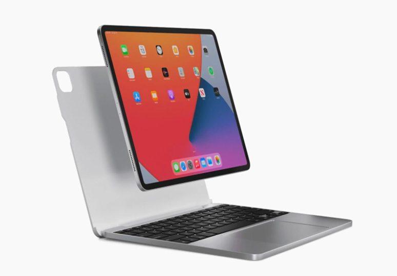 Le Brydge 12.9 MAX+, un accessoire qui transforme l'iPad Pro (2021) en ordinateur