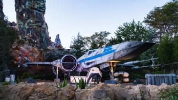 Le X-Wing (Star Wars) se retrouvera bientôt au Smithsonian Museum