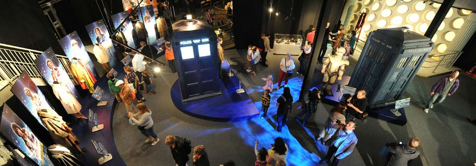 Doctor Who Experience Cardiff Review Tickets Location