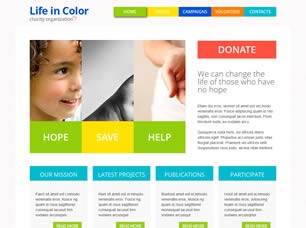 Boost your visibility and thrive. Free Charity Website Templates 23 Free Css