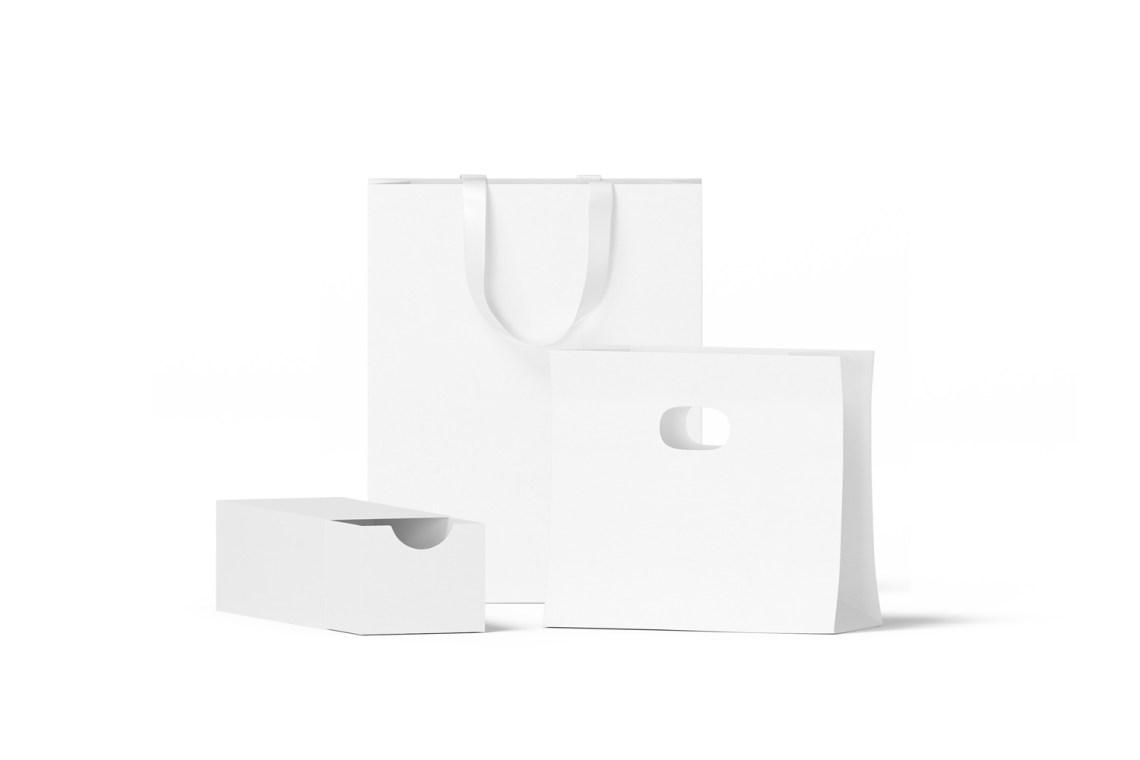 Download Box-and-Bag-Scene-Creator-Mockup-Free-Sample | Free Mockup